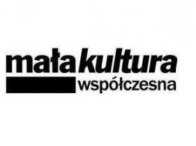 Logo małej kultury współczesnej