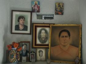 Kadr z nagrania seminariumz udziałem Marcela Reyesa-Corteza