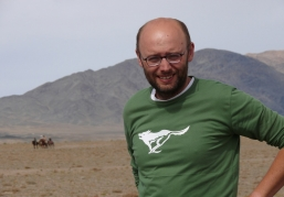 Tomasz Rakowski fot. Oyungerel Tangad