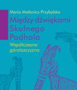 """okładka książki """"Między dźwiękami Skalnego Podhala"""""""